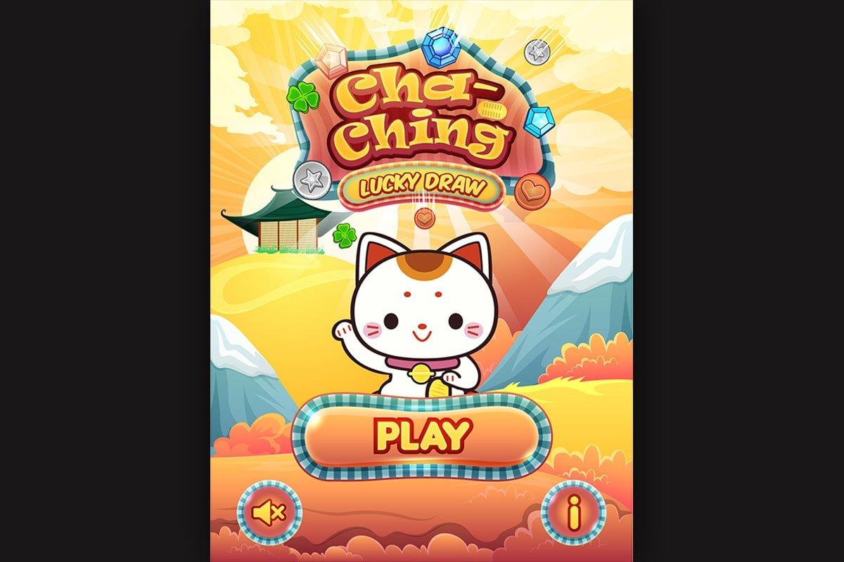 Cha-ching-home-screen