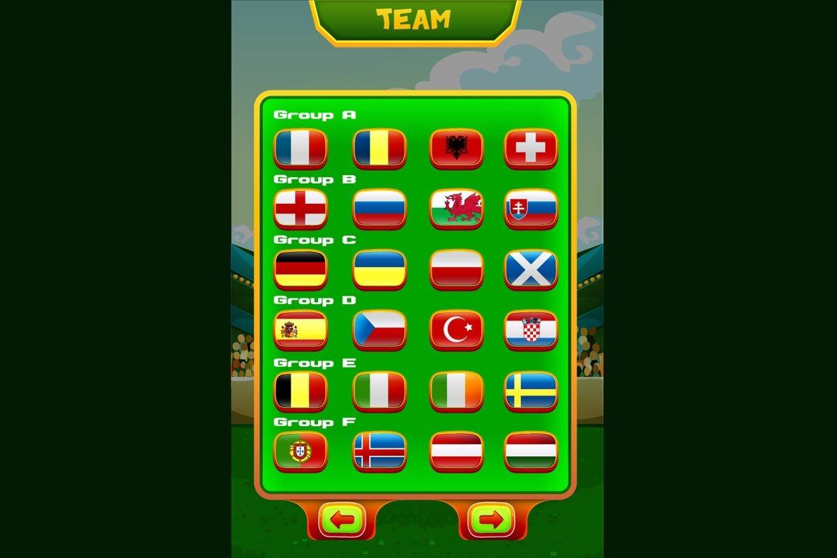 Euro-Penalty-Team