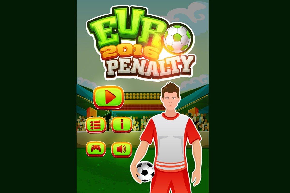 Euro-Penalty-home-screen