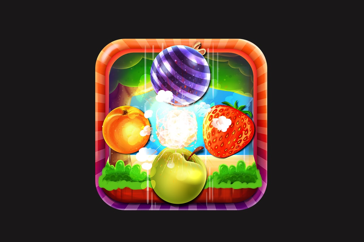 Fruit-Farm-Icon