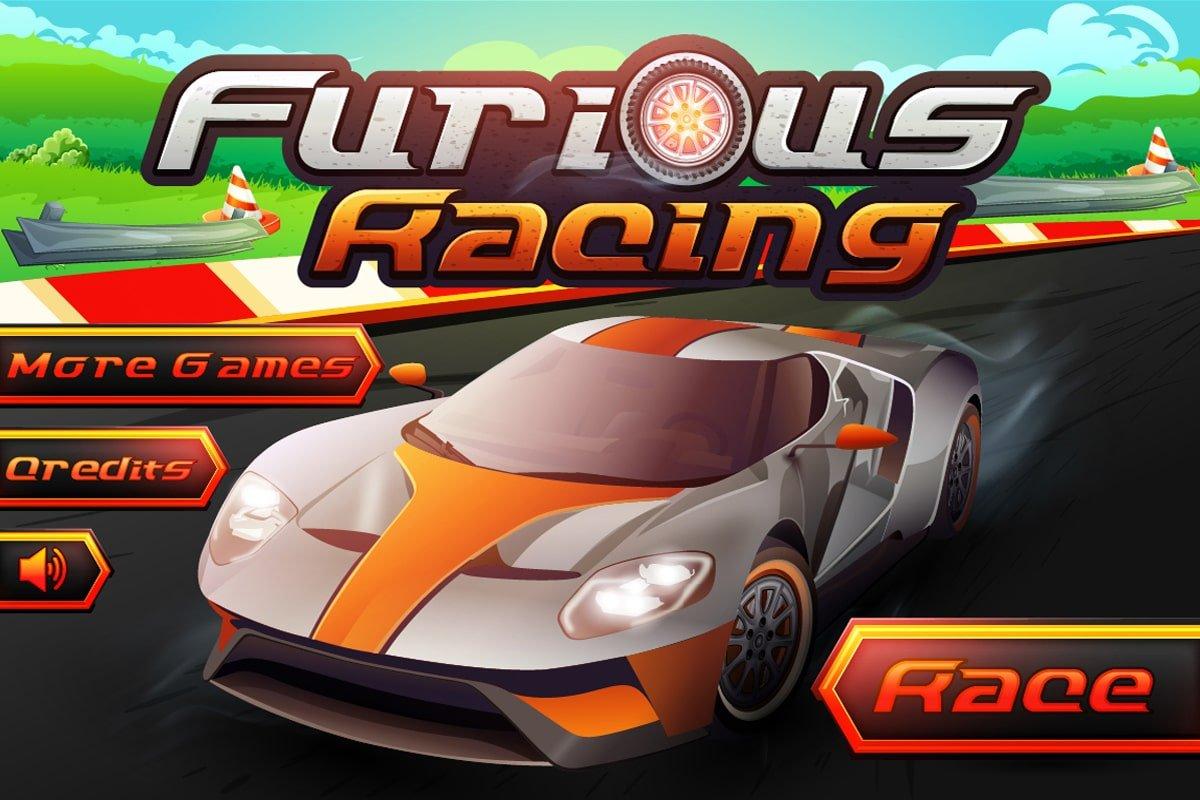 Furious-Racing-home-screen