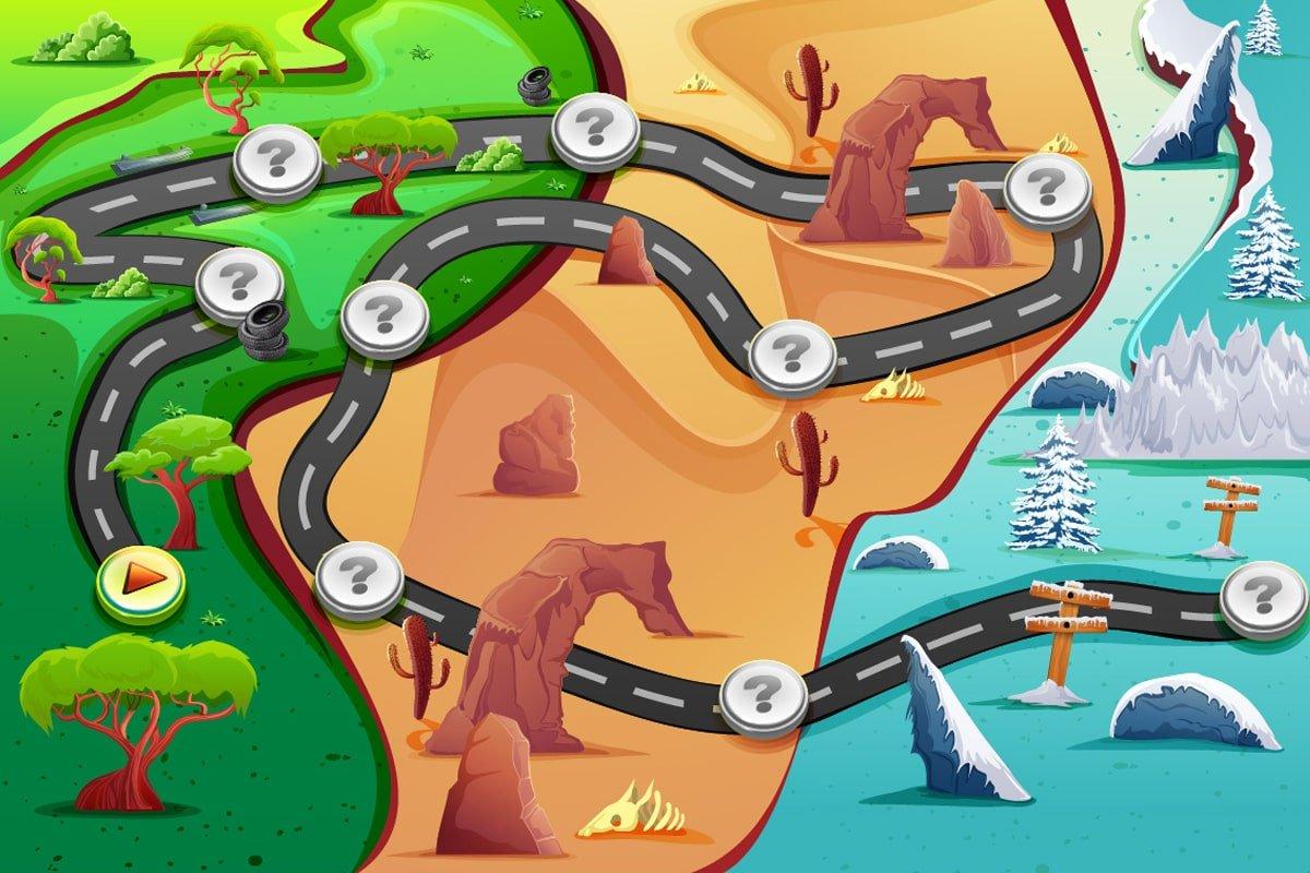 Furious-Racing-map