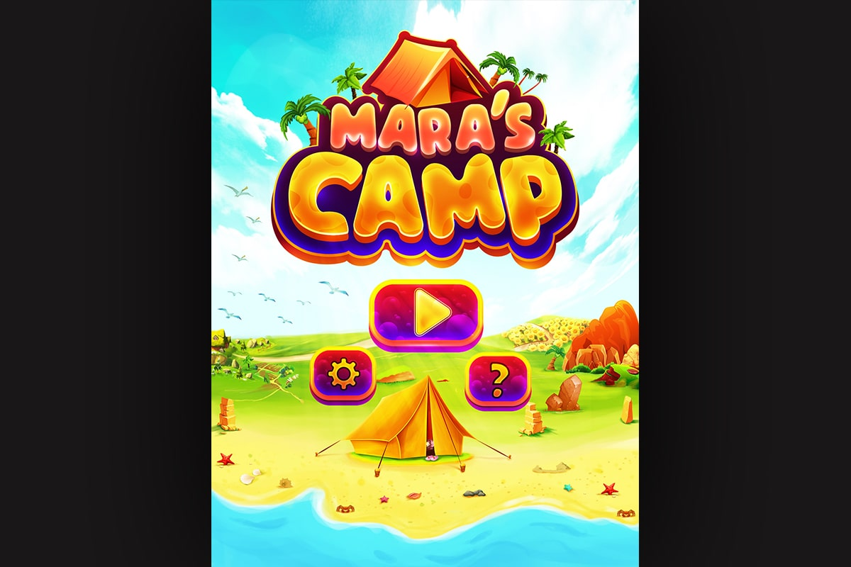 Maras-Camp-home-screen