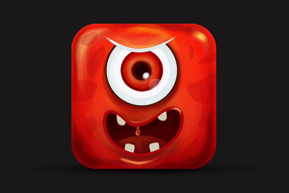 Real-Monster-saga-Game-Icon