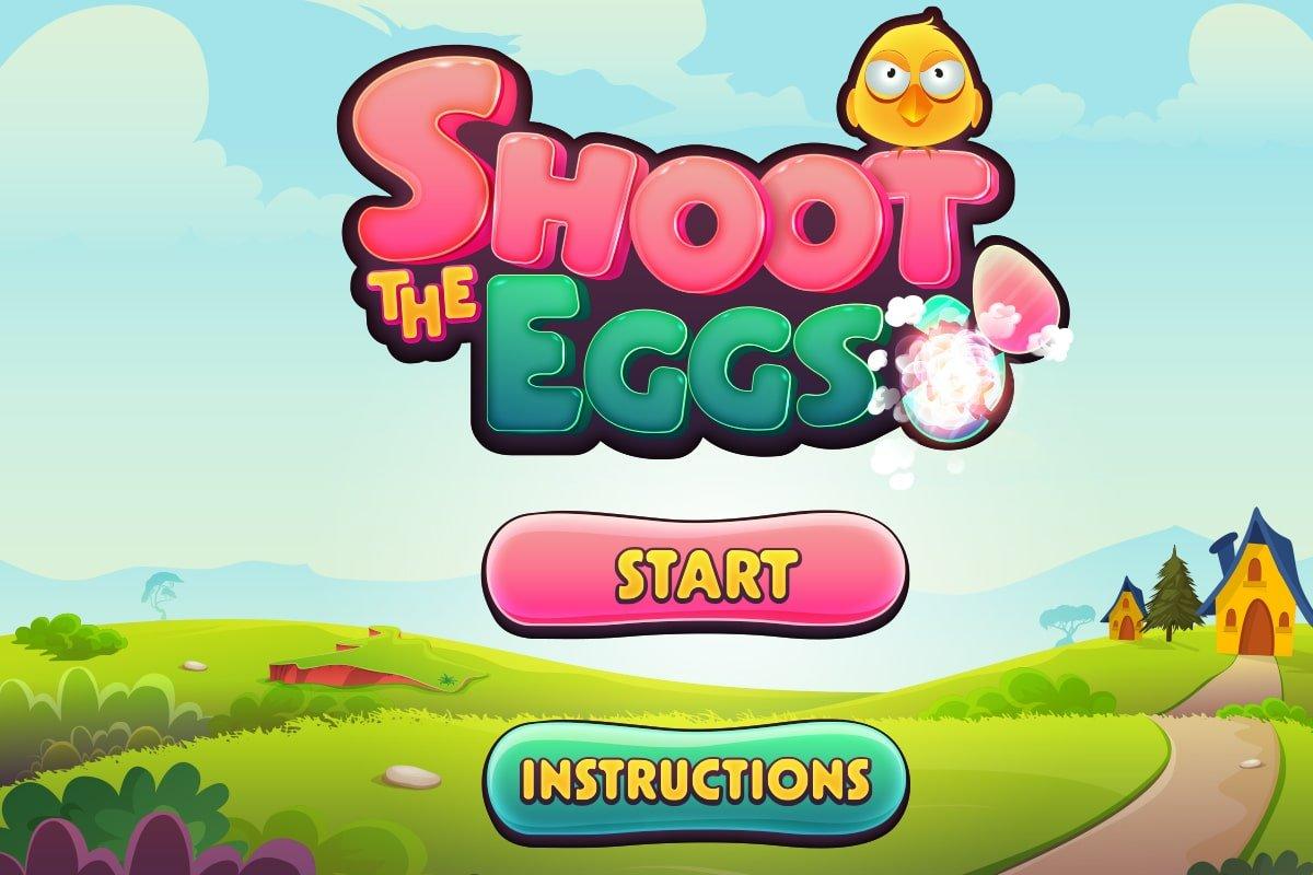 Shoot-The-Eggs-home-screen