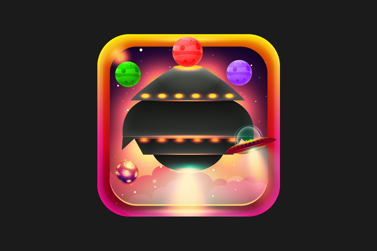 Universe-Shooter-Game-Icon