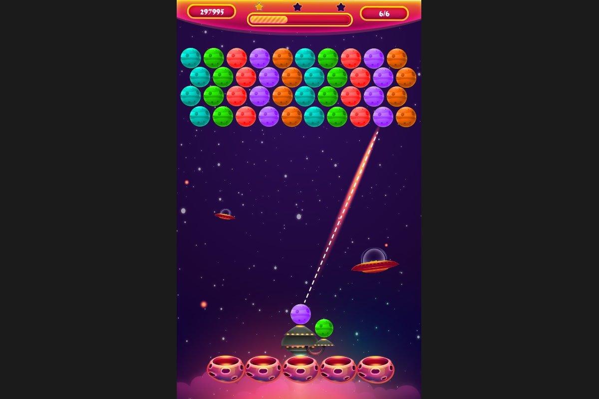 Universe-Shooter-Play-screen